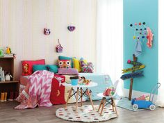kids room//colourful..