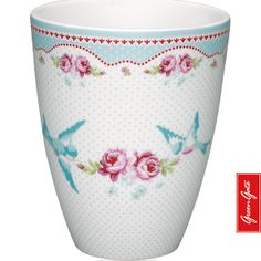 Greengate cup Amy white