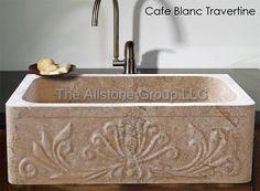 Allstone KF33SB F3 Natural Stone Farm Sink