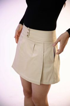 Best Casual Outfits, Short Outfits, Cute Skirts, Short Skirts, Bollywood Outfits, Indian Fashion Trends, Girls In Mini Skirts, Skirt Patterns Sewing, Fashion Dresses