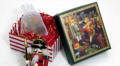 Taylor-box-christmas_mailer-gold-foil-stamp #packagingdesign #creativedesign #marketing #marketingdesign #taylorboxcompany
