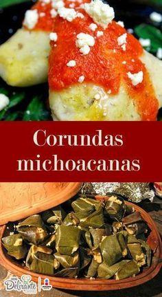 Receta de corundas | CocinaDelirante
