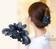 Apparel Accessories Fashion Hair Claws Imitation Pearl Lady Headwear Accessories For Women Hairpins Plastic Elastic Barrette Hot As Effectively As A Fairy Does