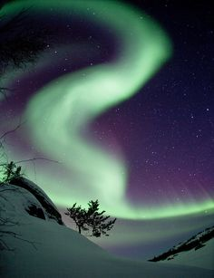 Whisper of the Wind by Dave Brosha - This image won 1st Runner-Up at the 2010 Astronomy Photographer of the Year Awards.