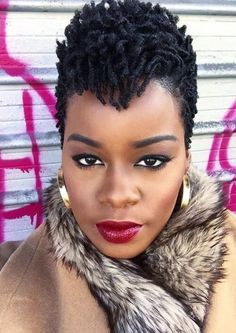 335 best loc styles images  natural hair styles