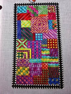 Beautiful needlepoint!