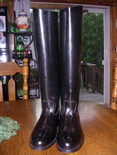 Details About Ww2 Original German Jack Boots With Hobnail