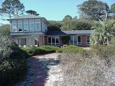 House vacation rental in Jekyll Island, GA, USA from VRBO.com! #vacation #rental #travel #vrbo