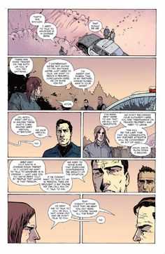 Preview: Sheltered #13, Story: Ed Brisson Art: Johnnie Christmas Cover: Johnnie Christmas Imprint: Image Comics Price: $2.99 Street Date: November 26, 2014  Here is it..., http://all-comic.com/2014/preview-sheltered-13/