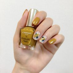 Mary Janes, Self Nail, Beauty Industry, Manicure And Pedicure, Beauty Nails, Beauty Care, Canmake, Nail Designs, Nail Polish