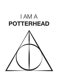 I am a potterhead. Not a potterdork, potternerd, or pottergeek, so stop calling me that. The correct term is potterhead.