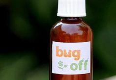Get pests to buzz off with All Natural Bug Spray (Garden Therapy)