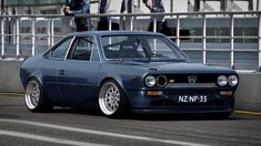 Lancia Beta Coupe by BramDC
