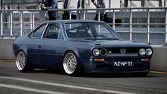 Lancia Beta Coupe //