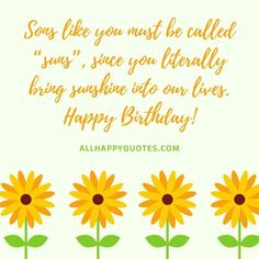Celebrate your son's Birthday with these heartfelt Birthday Wishes for Son from mother and loved ones including funny birthday wishes for son in laws. Birthday Wishes For Myself, Birthday Wishes Funny, Sons Birthday, Like You, First Love, First Crush, Puppy Love