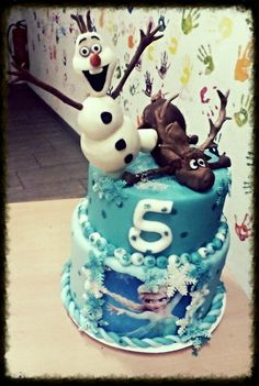 Fozen cake