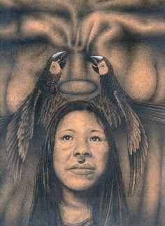 Miguel Vilca Vargas Artwork
