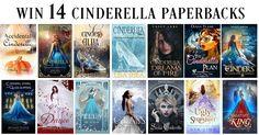 #Cinderella #Fairytale #Fantasy Paperback #Giveaway