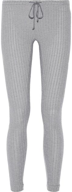 Pin for Later: 150+ Fashion Gifts to Add to Your Holiday Wish List Now  Eberjey Cozy Rib Stretch Modal-Blend Pants ($75)
