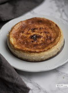 Te explicamos paso a paso, de manera sencilla, la elaboración del postre Cheesecake de mascarpone. Ingredientes, tiempo de elaboración