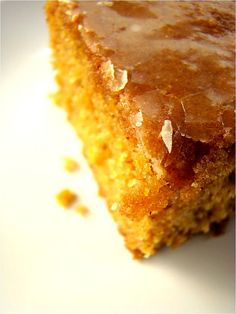 Orange Spice Cake - for breakfast, or with coffee or tea, or just because it tastes so good!