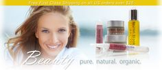 Lauren Brooke Cosmetiques. a full cosmetics line of pretty makeup, with no harmful ingredients. #vegan #natural #organic