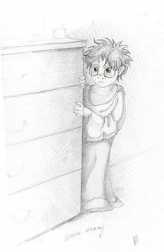 Little Harry by Umino-aka-Morskaya.deviantart.com