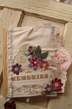 Pink Memories Junk Journal