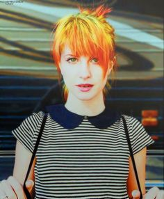Hayley Williams! LUV Her Hair :)