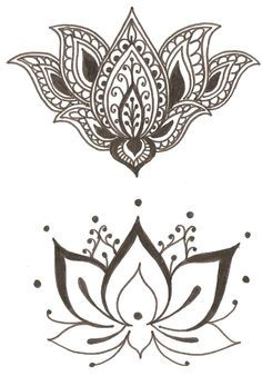 Lotus - Flower symbol of spirituality, beauty, femininity, purity                                                                                                                                                                                 Más
