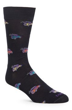 Lorenzo Uomo 'Woody' Socks (3 for $30) available at #Nordstrom