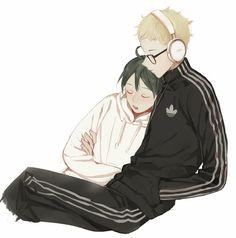 Platonic cuddles? Anyone? Maybe? No? Okay.