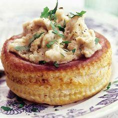 Recept - Pasteitje met kipragout - daar heb ik weer eens ouderwets trek in!