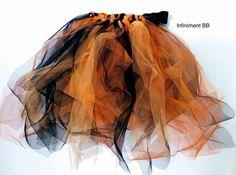 DIY Jupe sans couture pour Halloween - Le blog d'Infiniment BB Jupe Tulle Halloween, Couture Pour Halloween, Diy Jupe, Costume, Skirts, Fashion, No Sew Skirt, Moda, Skirt