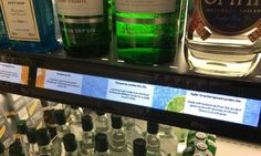 """Waitrose istrialling a """"new generation"""" of in-store tech with the launch of video shelf-edge technology on its booze aisle.The new shelf edge video technology has digitalized the information on its booze shelves, which is being used give customers access to its wine team's tasting notes and recommendations, including food and ..."""