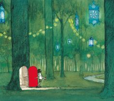 Die Reise /The Journey a magical, wordless picture book by Aaron Becker