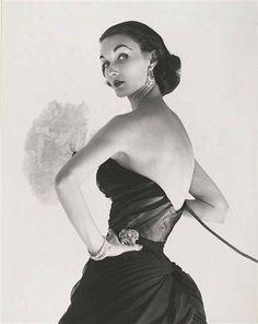 Evelyn Tripp 1940  by Horst P Horst