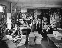 General Office Building, Norwalk & Western Railway, Roanoke, Virginia, 1920s