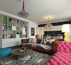 Pop-Art-Apartment-Russia-Dmitriy-Schuka-1--500x463