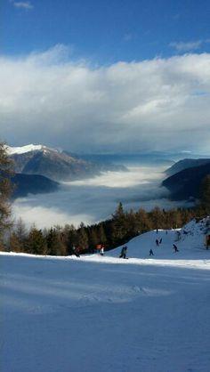 Il miracolo della neve  www.tiamotrentino.it