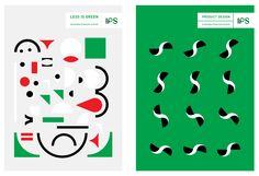 Less is Green on Behance