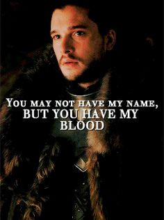 Jon Snow (7x2) Kit Harington game of Thrones season 7 quotes gif