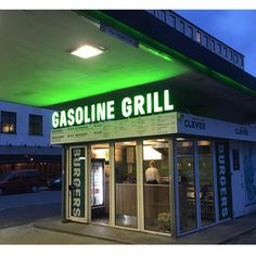 Photos and videos taken at 'Gasoline Grill' on Instagram