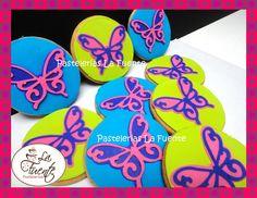 Galletas de Mariposas
