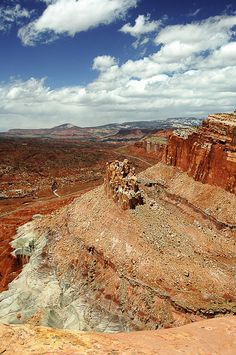 Capital Reef National Park, Utah. © Scott Cressman.