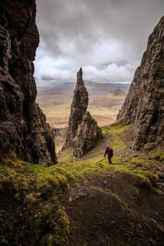 The Needle. Skye. By Adam Bulley Photography