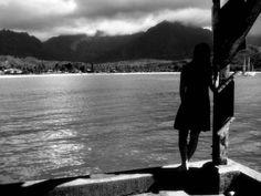 Honalei beach, kauai