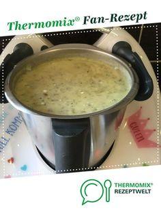 Zucchinisuppe mit Feta und Hackfleisch von Madlen87. Ein Thermomix ® Rezept aus der Kategorie Suppen auf www.rezeptwelt.de, der Thermomix ® Community.