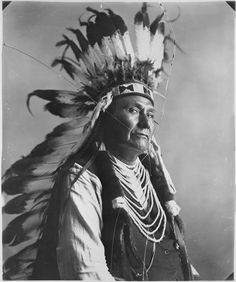 Chief Joseph of the Nez Perce Native American Regalia, Native American History, American Indians, Nara, Chief Joseph, Oregon, Native American Pictures, Indigenous Tribes, Bear Paws