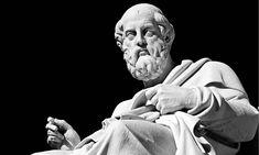 Platão compilou em livros muito do que, hoje, faz parte da base do pensamento ocidental. Mas existe uma teoria bacana que sugere que ele era parte de um culto secreto fundado por Pitágoras . Os membros da Escola Pitagórica, apesar de filósofos, pendiam bastante pro misticismo. Foram eles que sugeriram pela primeira vez que a Terra era redonda - mas eles também afirmavam que números eram divinos e achavam que o universo cantava.